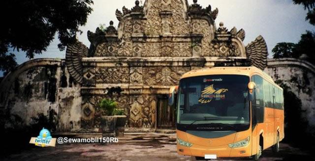 Bus Pariwisata Wilayah Jogja