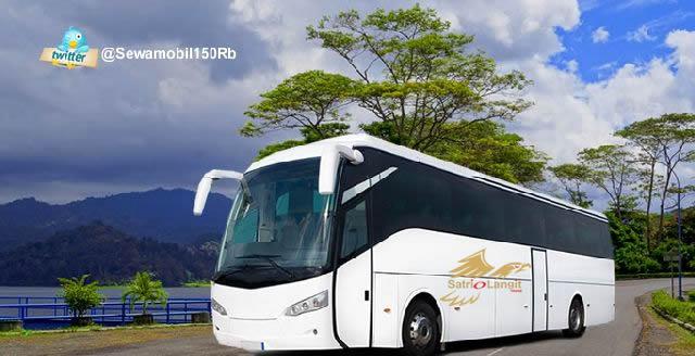 Tarif Bus Pariwisata Jogja