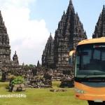 Bus Jogja Borobudur Prambanan & Lava Tour