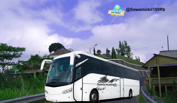 Sewa Bus ke Jogja