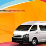 Sewa Hiace Jogja : Murah 8 – 20 Kursi Mobil Commuter 2017