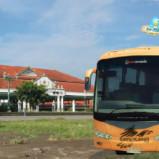 Bus Pariwisata Asal Jogja