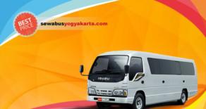 Rental Sewa ELF Jogja Murah 10 – 22 Kursi AC Dingin 2017