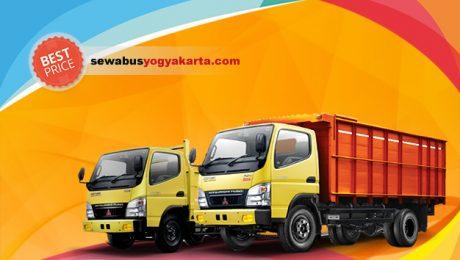 Sewa truk Jogja tersedia Pick up, Box, Colt Diesel, Engkel, Double, Fuso, Tronton, Trailer bak terbuka / Tertutup / Box AC / Non AC