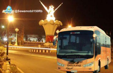 Alamat bus Pariwisata di Jogja