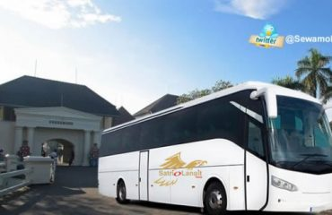 Bus Pariwisata Murah Yogyakarta