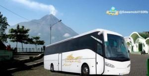Charter Bus Pariwisata Jogja