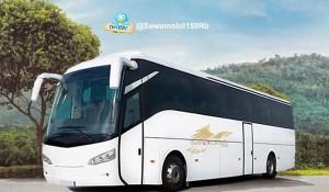 Daftar Sewa Bus Pariwisata Jogja