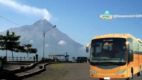 Harga Sewa Bus Ke Jogja