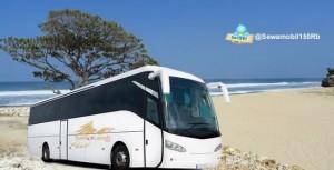 Harga Sewa Bus Pariwisata Jogjakarta