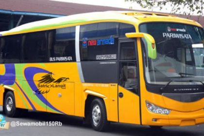Penyewaan Bus Pariwisata Di Jogja