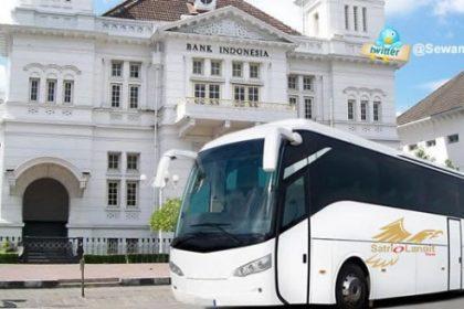 Sewa Bus Dalam Kota Jogja