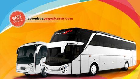 Sewa Rental Bus Pariwisata Jogja – Yogyakarta