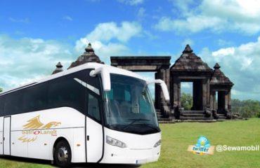 Travel Bus Pariwisata Jogja