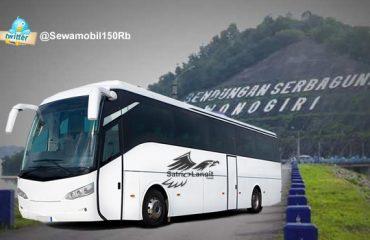 Harga Bus Pariwisata di Jogja