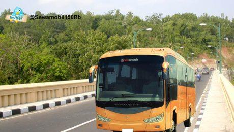 Harga sewa Bus Pariwisata Tujuan Jogja