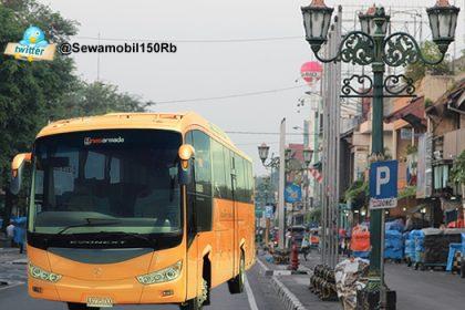 Info Sewa Bus di Jogja