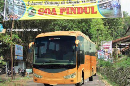 PO Bus Pariwisata di Yogyakarta