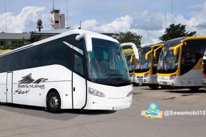 Sewa Bus Murah Yogyakarta
