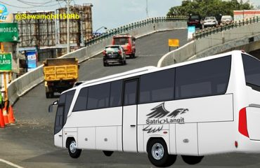 Sewa Bus Murah di Jogja