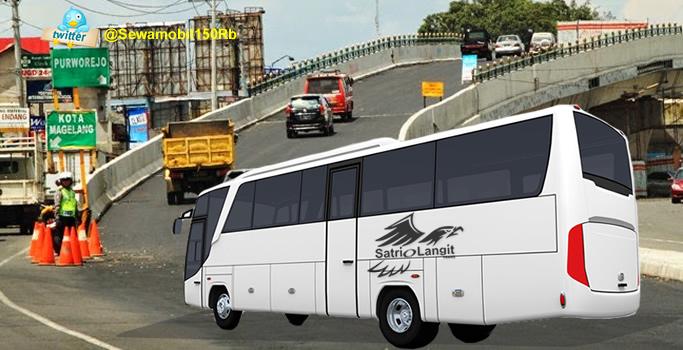 Sewa Bus Muraah di Jogja