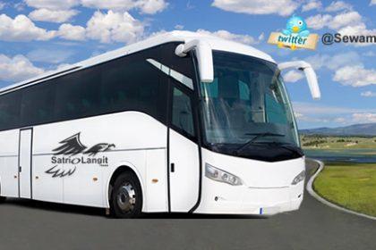Sewa Bus Pariwisata Jogja
