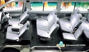 Sewa Mobil Pregio Jogja