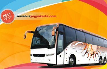Sewa Bus Pariwisata Jogja 12 16 18 20 25 30 35 45 55 kursi penumpang
